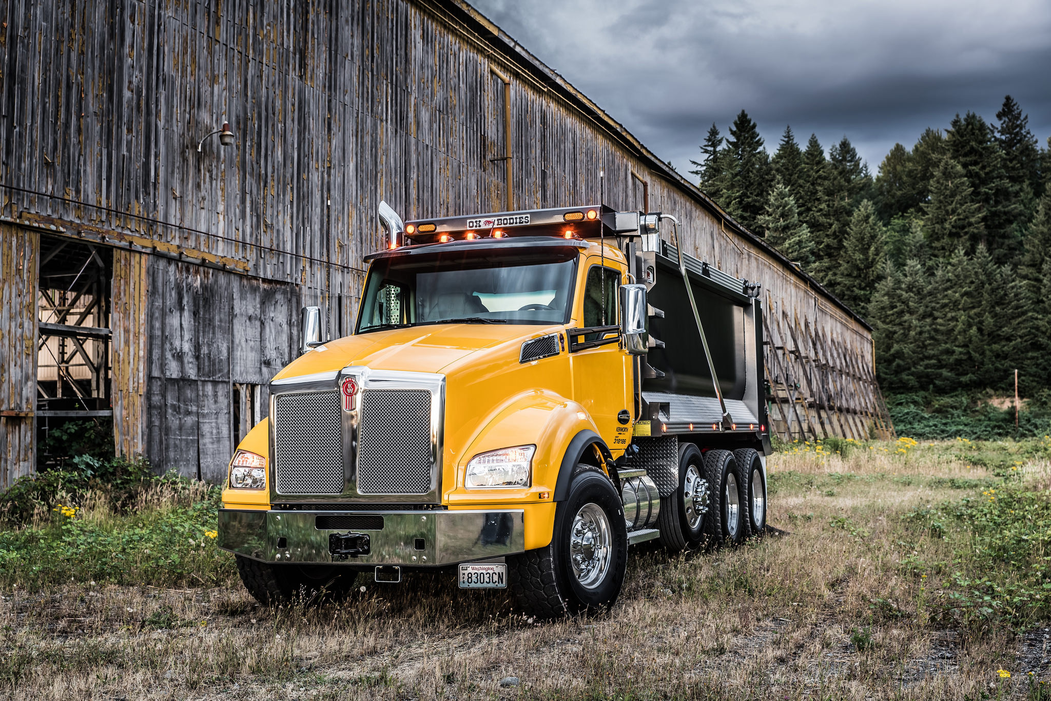 Kenworth Introduces New Vehicle Electronics for T680, T880 and W990