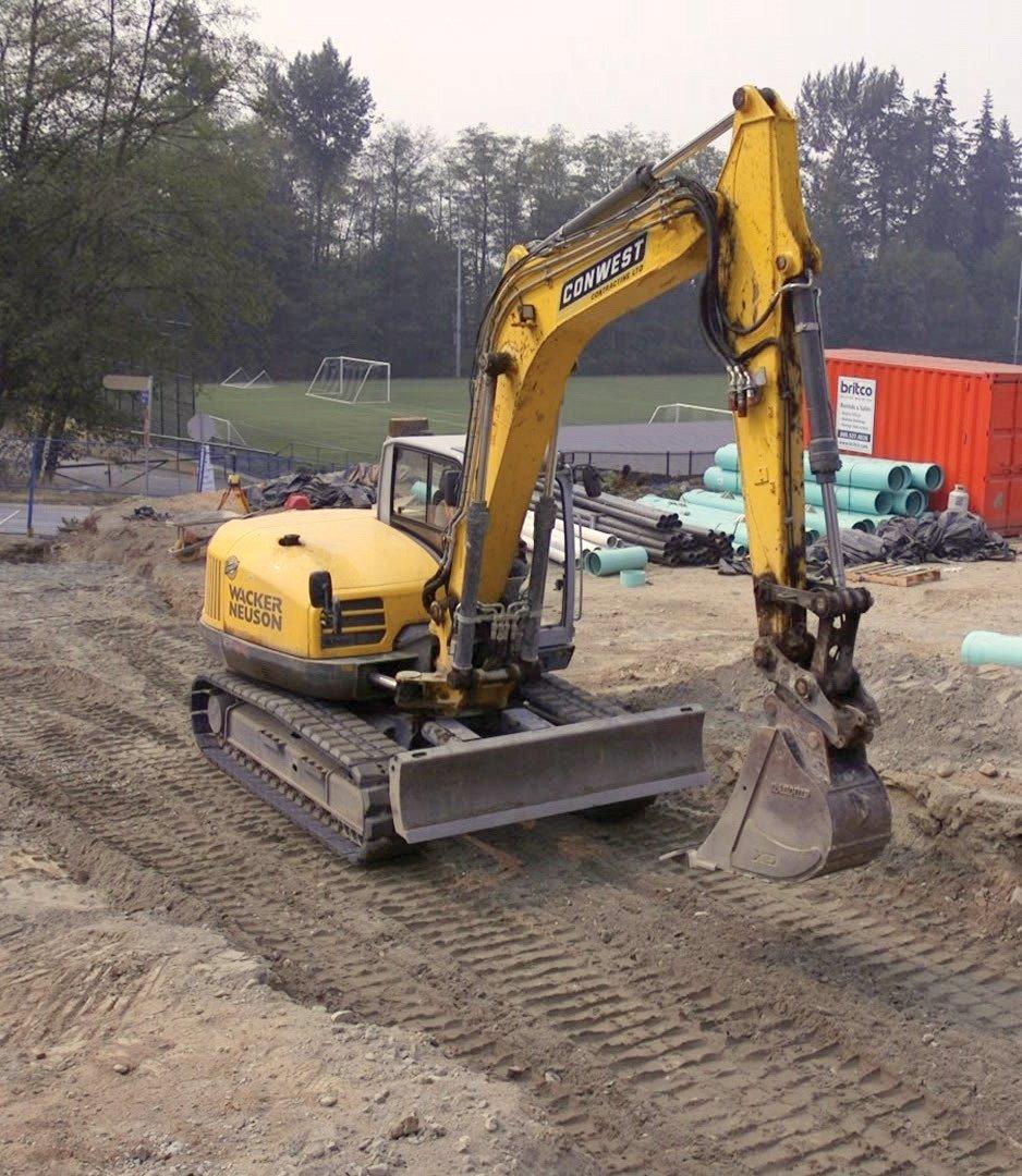 Supply Post Wacker Neuson ET145 Excavator