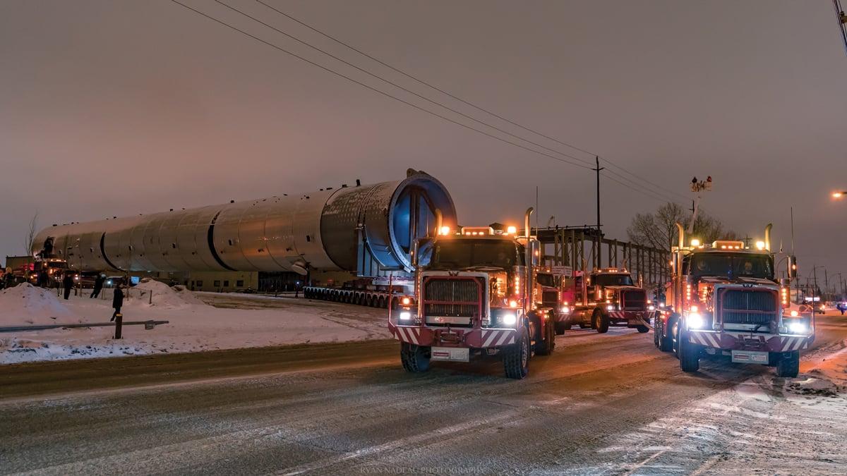 Alberta Road Move