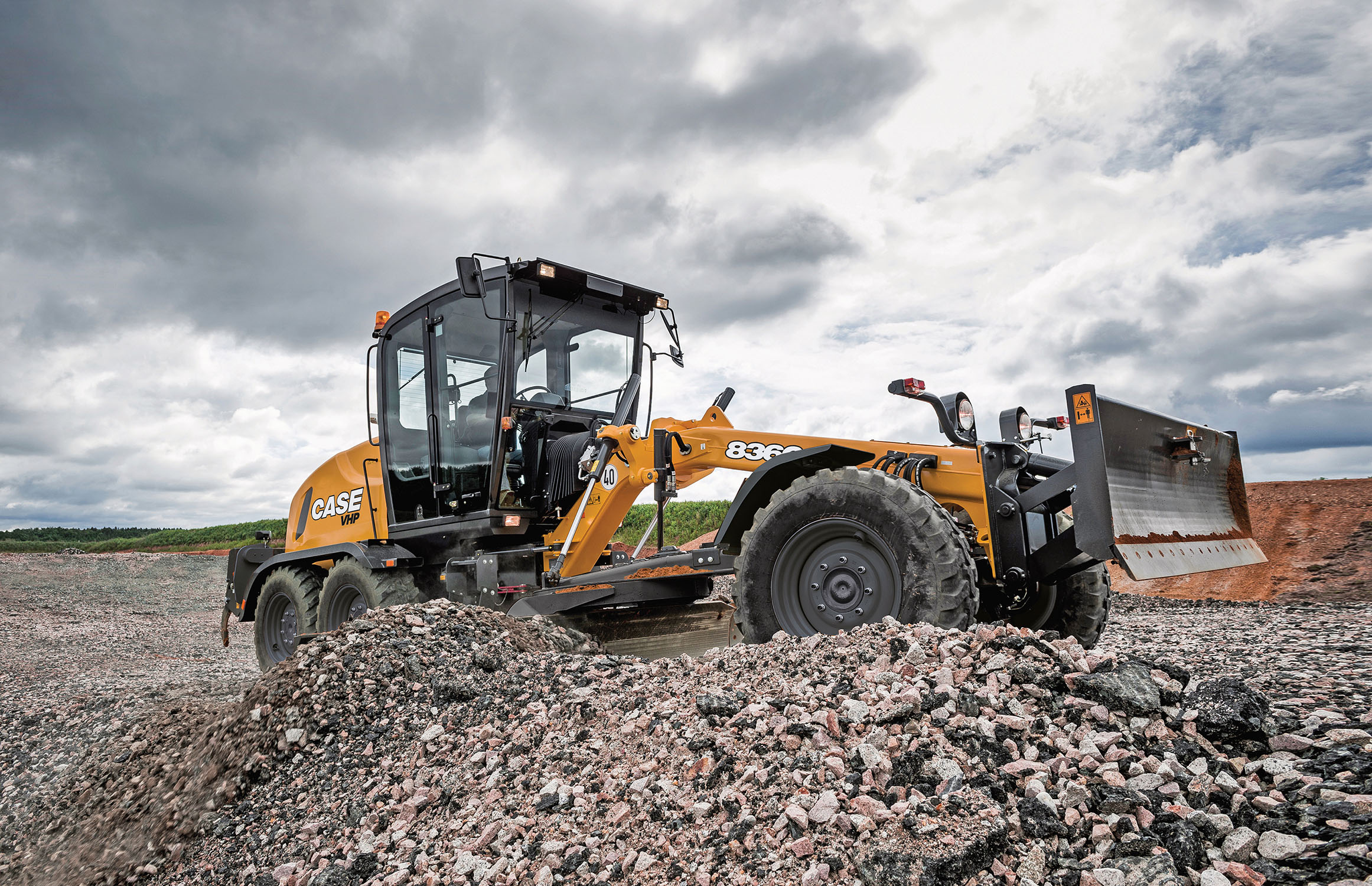 CASE Announces New C Series Motor Graders | Supply Post - Canada's