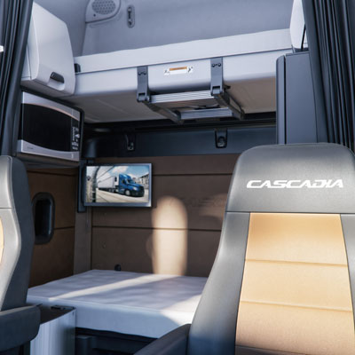 Freightliner Unveils 60-Inch Raised Roof Configuration For