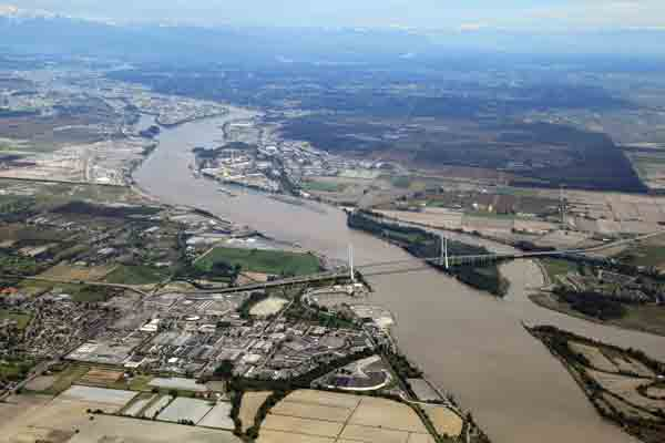 Massey Tunnel Replacement Project Underway