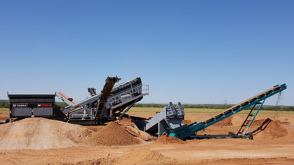2020 Terex Washing Systems M1700