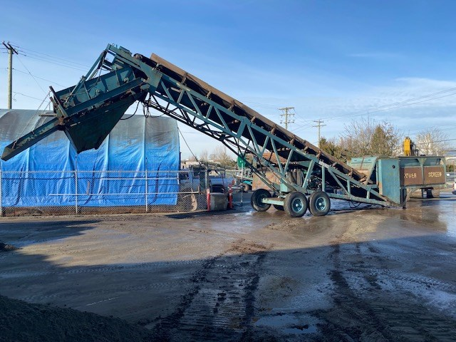 1987 Powerscreen Mark lll