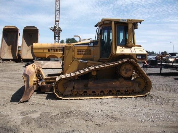2008 Caterpillar D6T