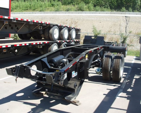 2022 K-Line Single Axle Booster
