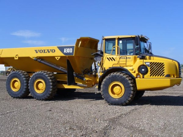 2006 Volvo A30D