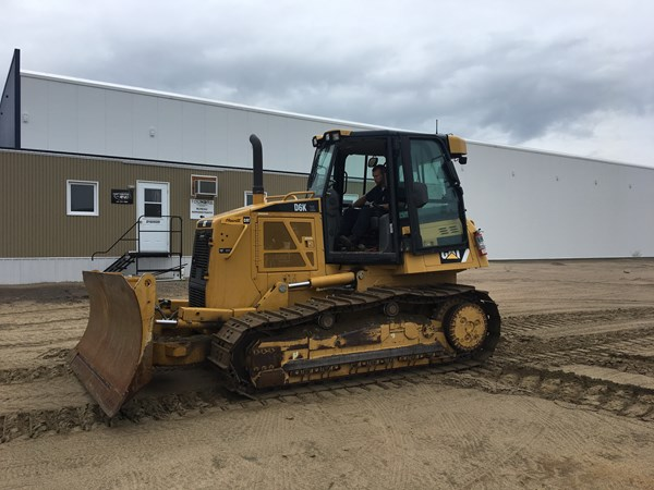 2012 Caterpillar D6K XL