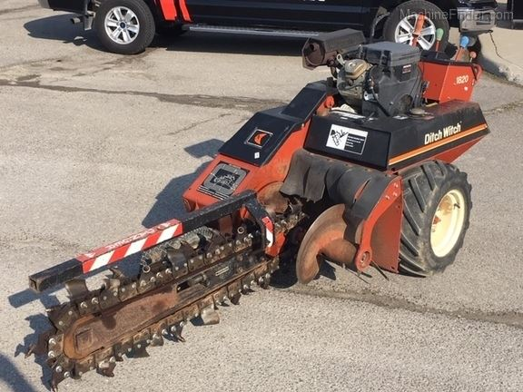 2007 Ditch Witch 1820HE