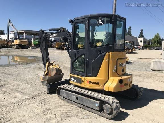 Brandt Tractor - Heavy Construction Equipment For Sale