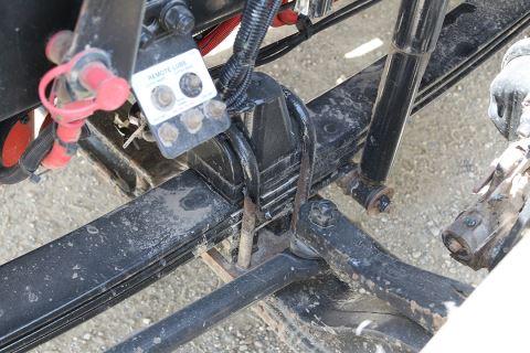 2014 kenworth t800 day cab tandem drive dump truck - 14