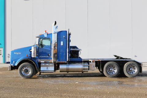 2010 Kenworth T800 30 Ton 38