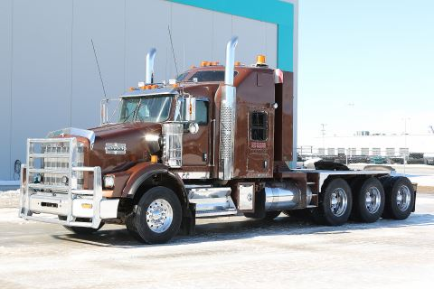 Heavy haul truck for sale