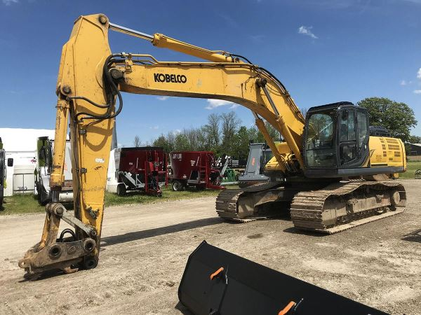 Kobelco For Sale - New and Used | Supply Post - Canada's #1 Heavy