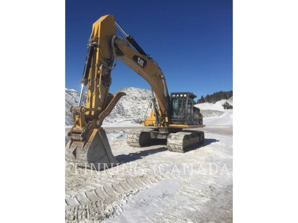 2013 Caterpillar 336DL