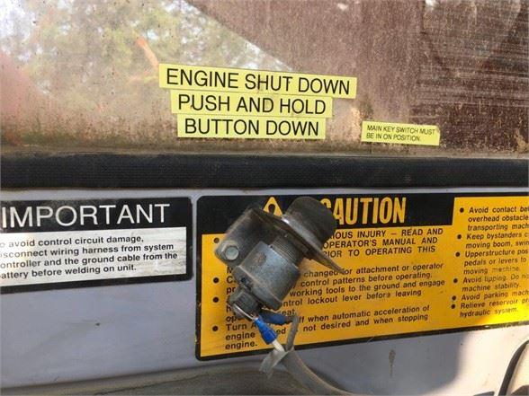 How To Change Control Pattern On Hitachi Excavator