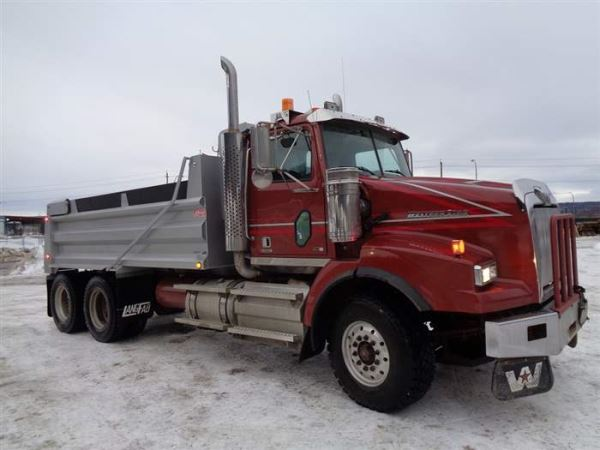 James Western Star >> James Western Star Heavy Construction Equipment For Sale