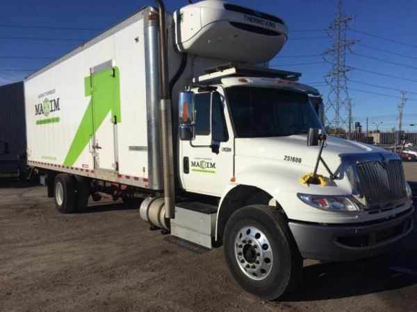 2015 International 4400 SBA 4X2