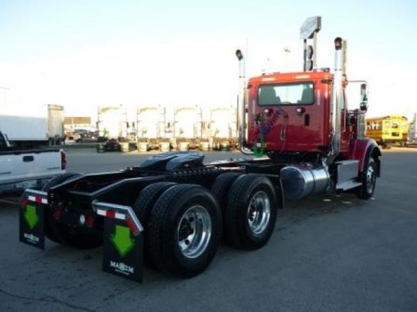 Tractor Trailer Truck Accessories : Trucks day cab tractor trailers for sale